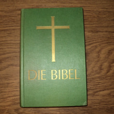Biblie  in Limba Germana - Die Bibel