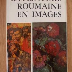 PICTURA ROMANEASCA IN IMAGINI, VASILE DRAGUT, VASILE FLOREA- supracoperta - Album Pictura