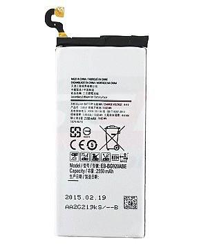 Acumulator Samsung Galaxy S6 G920 EB-BG920ABE original Swap foto