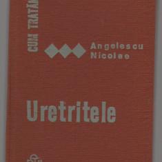 (C6909) ANGELESCU NICOLAE - CUM TRATAM URETRITELE
