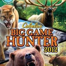 Cabelas Big Game Hunter 2012 Nintendo Wii - Jocuri WII Activision, Actiune