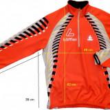 Bluza ciclism LOFFLER originala (M spre S) cod-171477 - Echipament Ciclism, Bluze/jachete
