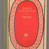 (C6890) VASILE ALECSANDRI - DRIDRI - Carte de calatorie