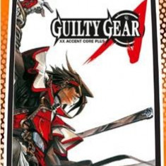 Guilty Gear Xx Accent Core Plus Psp - Jocuri PSP