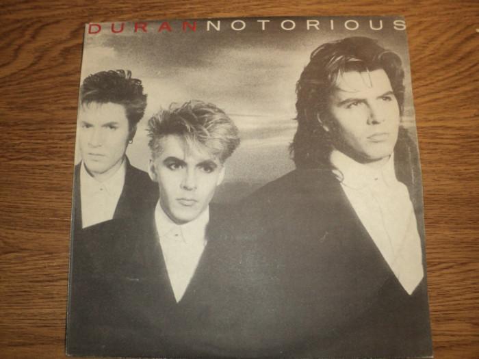 Duran Duran -  Notorious ( VINIL)