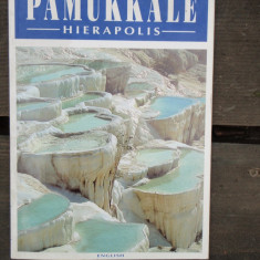PAMUKKALE - HIERAPOLIS - CARTE DE CALATORIE