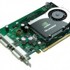 Placa video nVidia Quadro FX 570, PCIe, 2x DVI, 256Mb