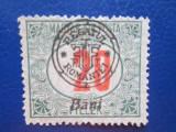 TIMBRE ROMANIA=1919 CU EROARE!, Stampilat