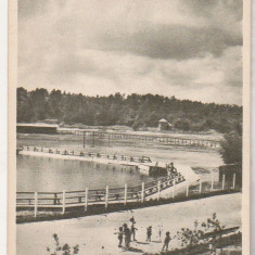 Bnk cp Turda Bai - Vedere - circulata 1959 - Carte Postala Transilvania dupa 1918, Printata