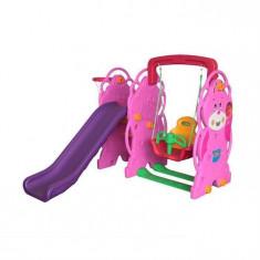 Centru De Joaca 3 In 1 Ursulet Multicolor Million Baby - Casuta copii