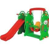 Centru De Joaca 3 In 1 Ursulet Million Baby - Tobogan copii
