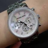 Ceas de dama Michael Kors Ladies Ritz Silver Tone Camille MK5020, Elegant, Quartz, Inox