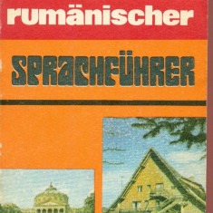 Ghid de conversatie roman-german - SPRACHFUHRER