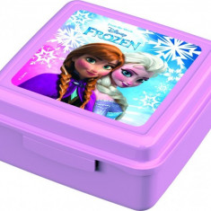 Caserola Cu Capac Pentru Gustari Bbs Frozen Din Plastic