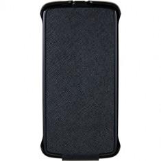 Husa Flip Cover Anymode FAEQ000KBK Black pentru Samsung Galaxy Core - Husa Telefon
