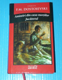 Amintiri din casa mortilor. Jucatorul - Dostoievski biblioteca adevarul, Alta editura, F.M. Dostoievski