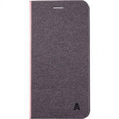 Husa Flip Cover Anymode FA00001KDB Agenda Gray pentru Samsung Galaxy S6 - Husa Telefon