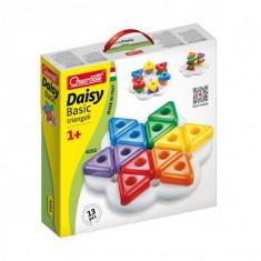 Joc Creativ Daisy Basic Triangoli Quercetti Mozaic Triunghiular - Jocuri arta si creatie