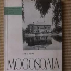 Mogosoaia monumentele patriei noastra Radu Popa carte istorie editura meridiane