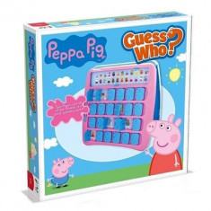 Joc Peppa Pig Guess Who Classic Guessing Game Hasbro