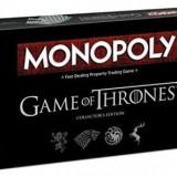 Joc Game Of Thrones Deluxe Monopoly Board Game - Joc board game