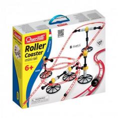 Joc Creativ Roller Coaster Mini Rail Quercetti Montagne Russe - Jocuri arta si creatie