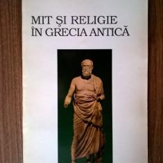 Jean-Pierre Vernant – Mit si religie in Grecia antica