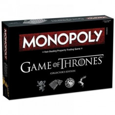 Joc Game Of Thrones Monopoly Board Game - Joc board game