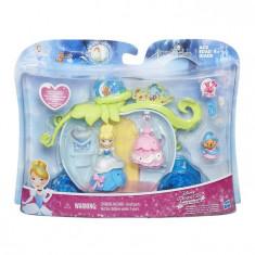 Set De Joaca Cu Mini Papusa Disney Princess, 4-6 ani