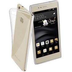 Husa Protectie Spate Cellularline FINECP9LITET Transparent pentru Huawei P9 Lite - Husa Telefon