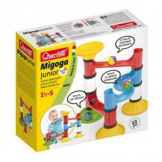 Joc Creativ Migoga Junior Basic Set Quercetti Instalatie Tuburi - Jocuri arta si creatie