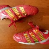 Adidasi Adidas Adiprene Stabil, talpa Non Marking; marime 36 2/3 (22.5 cm)