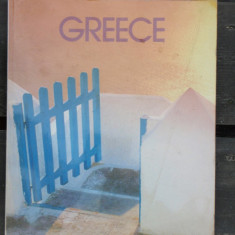 GREECE - CARTE DE CALATORIE