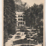 Bnk cp Baile Herculane - Parcul - necirculata - Carte Postala Banat dupa 1918, Printata