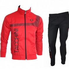 Trening Sergio Tacchini Fas - Bluza si pantaloni conici - Modele NOI -gen adidas - Trening barbati, Marime: S, L, XXL, Culoare: Din imagine