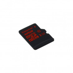 Card de memorie Kingston Micro SDHC 32 GB Clasa 10 Adaptor SD UHS-I U3