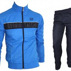 Trening Sergio Tacchini Fas - Bluza si pantaloni conici - Modele NOI -gen adidas - Trening barbati, Marime: M, XXL, Culoare: Din imagine