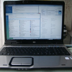 Laptop HP DV9700, 17'' GAMING, Intel 2.5G DUALCORE, 2G RAM, GF 8600 !, Diagonala ecran: 15, Intel Core 2 Duo, 2 GB, 250 GB
