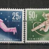Togo.1965 Cosmonautica ST.650 - Timbre straine, Nestampilat