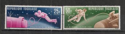 Togo.1965 Cosmonautica  ST.650 foto