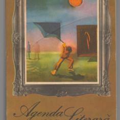 (C6871) AGENDA LITERARA 1985 - Almanah