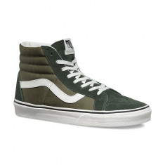 Shoes Vans SK8-Hi Reissue 2 Tone Duffel Bag/Burnt Olive