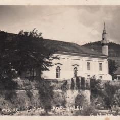 ORSOVA, INSULA ADA KALEH, MOSCHEE, CIRCULATA 1935 - Carte Postala Oltenia dupa 1918, Fotografie