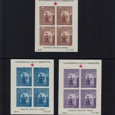 DUCA VODA 1941 - SETUL DE COLITE - MNH - Timbre Romania, Nestampilat