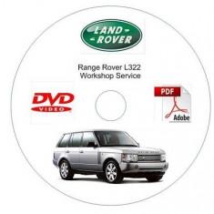 RANGE ROVER L322 (2007 - 2010) WORKSHOP SERVICE MANUAL + SCHEMA ELECTRICA - Manual auto
