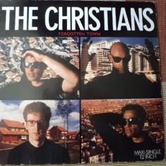 Christians Forgotten Town maxi disc vinyl single 12