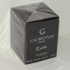 Giordani Man Notte - 75 ml - apa de toaleta barbati - Parfum barbati Oriflame