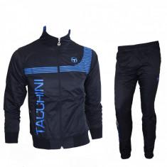 Trening Sergio Tacchini Fas - Bluza si pantaloni conici - Modele NOI -gen adidas - Trening barbati, Marime: S, Culoare: Din imagine