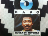 Kano ‎Queen Of Witches China Star single disc vinyl muzica disco pop hit germany
