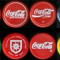 16  capace Coca Cola - modele romanesti de colectie